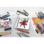 Комплекти Manga&Comic-PITT Artist Pen 6 бр - Comic Coloring set