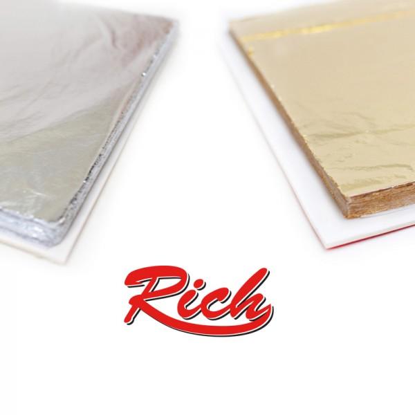 Шлакметал RICH 25 листа - 16x16 см