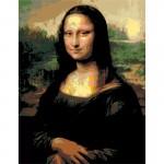 Rosa комплект за Рисуване - Акрилни Бои - Шедьоври - Мона Лиза - Леонардо да Винчи
