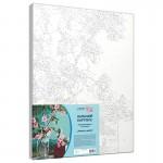 Rosa комплект за Рисуване по Номера - Акрилни Бои - Стандарт - Нежни Цветя Цена: