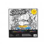 Комплект перманентни маркери Sharpie Big Pack, 28 броя