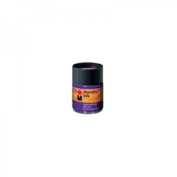 Боя за коприна - Marabu Silk 50 ml