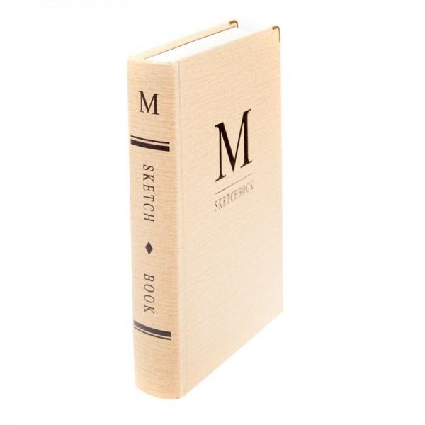 Скицник M Book беж