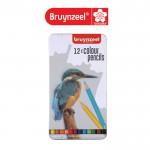 Цветни Моливи : Bruynzeel : за Подарък : 12 Цвята