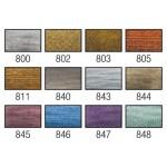 Металикови акварели к-кт 12 цвята - VAN GOGH watercolour specialty